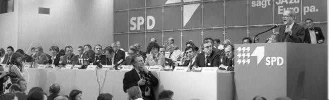 Intervista a Piero Ignazi sui partiti