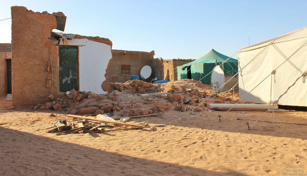 La Definitiva Provvisorietà dei Campi di Rifugiati Saharawi