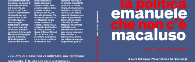 Emanuele Macaluso
